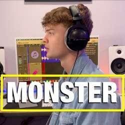 Monster (New Version Cover)