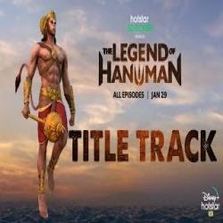 The Legend Of Hanuman Title